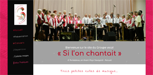 Groupe vocal Si l'on chantait